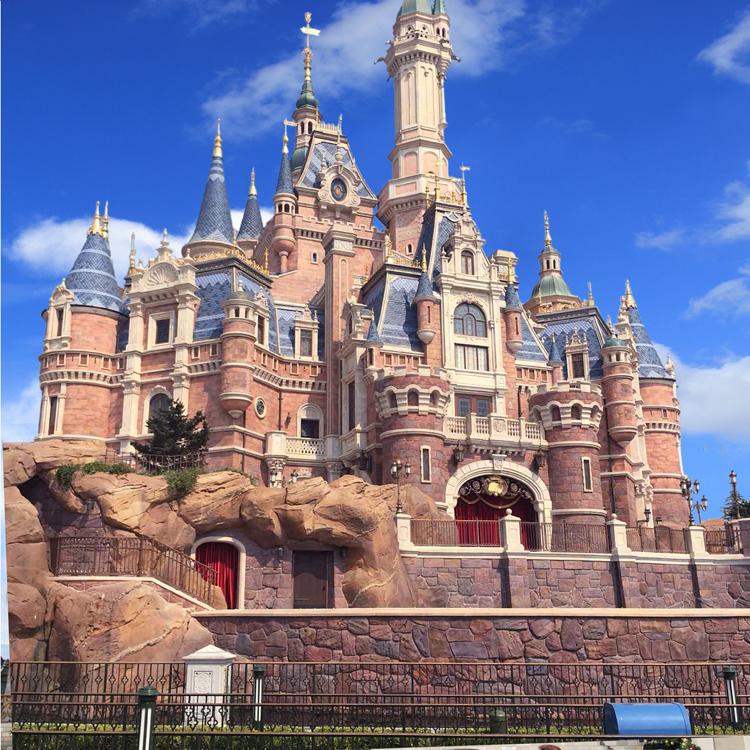上海迪士尼乐园—希诺粘结、填缝系列
