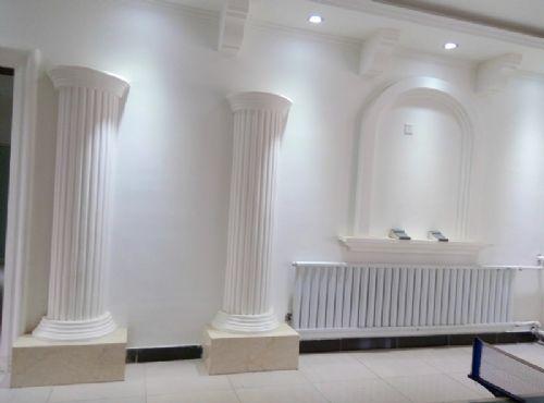 EPS 罗马柱